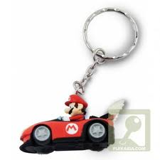 Mario Kart - keychains Photo