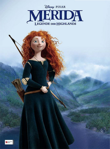 Merida best princess ever!!! - brave Photo