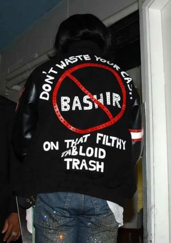 Michael Jackson Bashir Trash