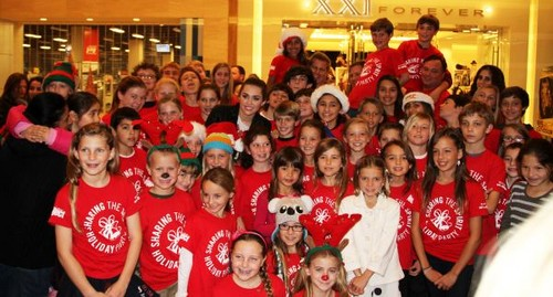 Miley Cyrus ~ 09/12 Sharing The Spirit Holiday Party