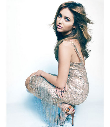 Miley Cyrus Photoshoot-Marie Claire