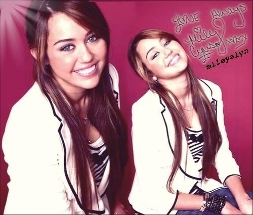 Miley! My Sisters Idol!