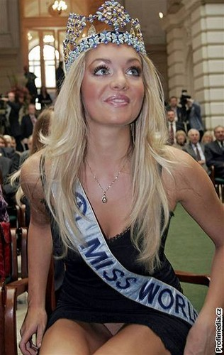 Miss world 2006...