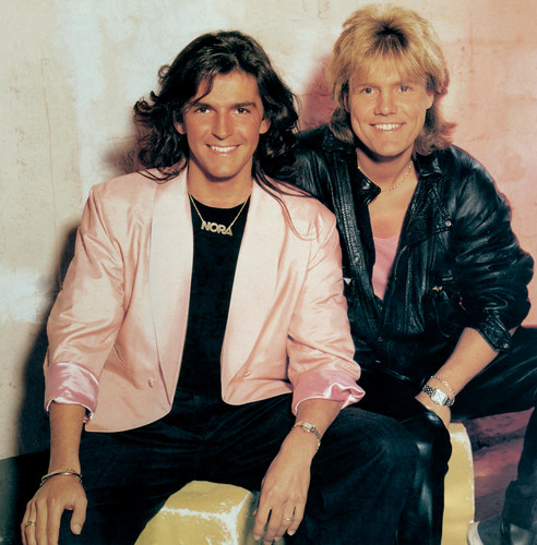 Modern Talking hình nền with a well dressed person titled Modern Talking