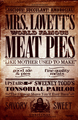 Mrs. Lovett's Meat Pies - sweeney-todd fan art