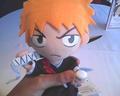 My Ichigo Plushie!