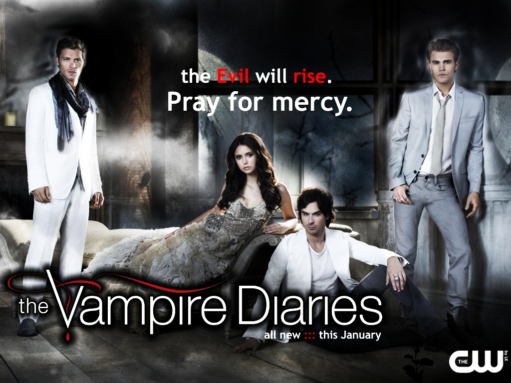 The Vampire Diaries Images New Tvd Season 3 Promo Wallpapers Hd