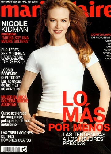Nicole Kidman - Marie Claire