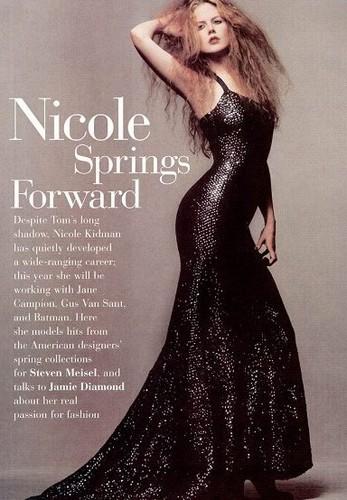 Nicole Kidman - Vogue