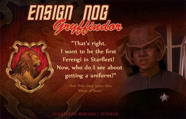 Nog - Gryffindor
