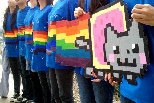 Nyan Cat Pride :3