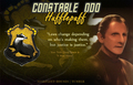Odo - Hufflepuff - star-trek-deep-space-nine fan art