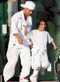 Omer Bhatti and Blanket Jackson 2009 - omer-bhatti photo