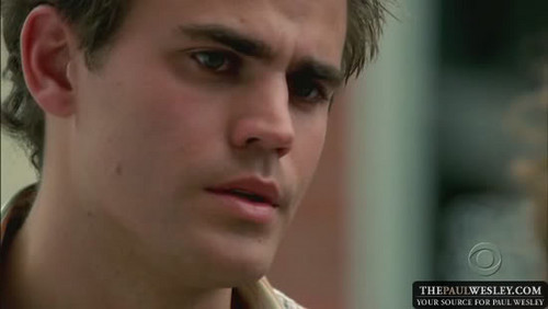 Televisyen kertas dinding containing a portrait called Paul Wesley in CSI: NY Episode 2x02