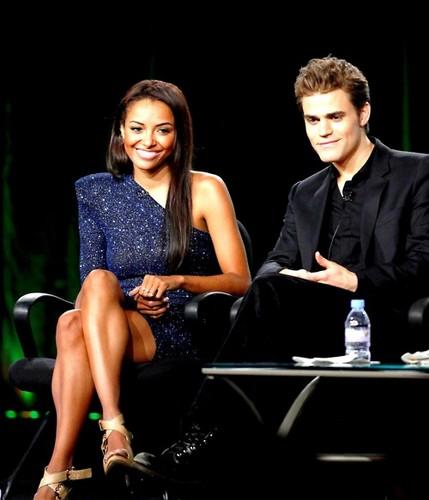 Paul and Kat