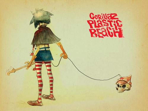 Plastic bờ biển, bãi biển