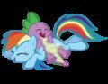 regenbogen Dash