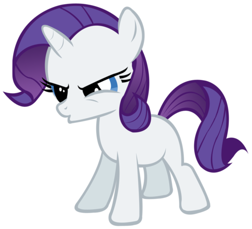 My Little Poney karatasi la kupamba ukuta called Rarity