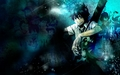 Rin & gang - blue-exorcist wallpaper