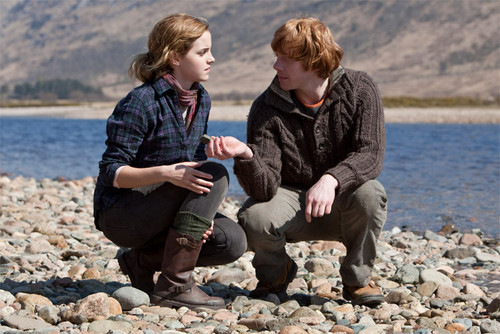 Ron and Hermione (Harry Potter)