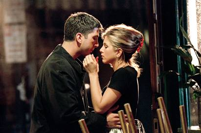 Ross and Rachel (Friends)