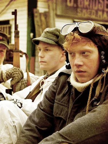 Rupert Grint in INTO THE WHITE
