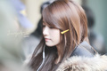 SNSD's Yoona amazing side profile shots