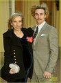 Sam Taylor-Wood: OBE Honor with Aaron Johnson! - aaron-johnson photo