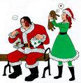Sandor & Sansa- Christmas
