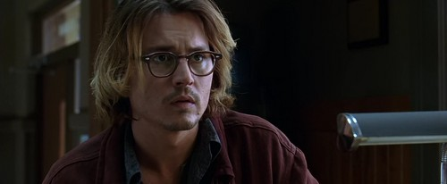 johnny depp wallpaper titled Secret Window