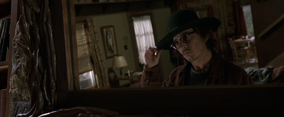 Johnny Depp Secret Window Johnny Depp