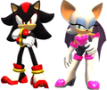 Shadow and Rouge - shadow-and-rouge photo