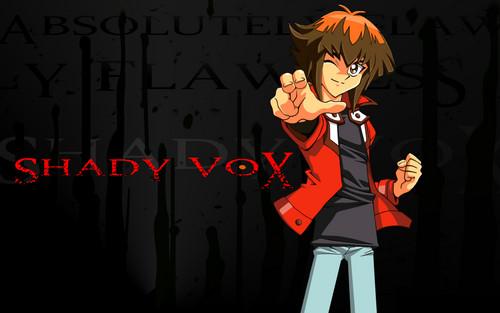 Yu-Gi-Oh Abridged wallpaper entitled Shady Vox
