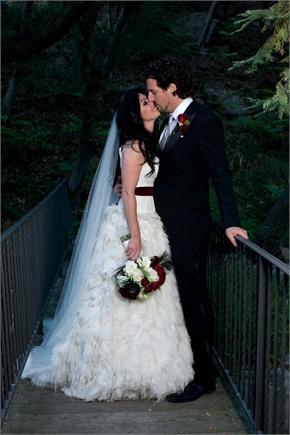 Shannen Doherty - Wedding dag