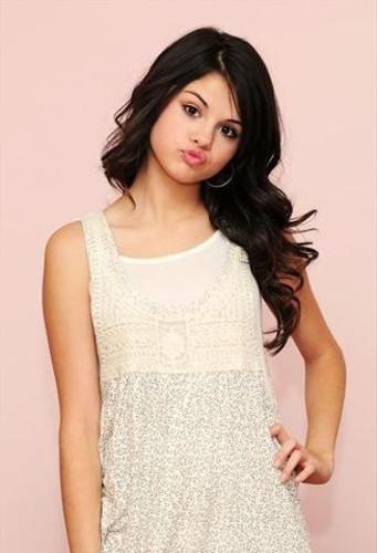 She's Selena Gomez