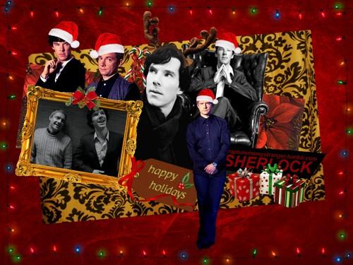 Sherlock Weihnachten