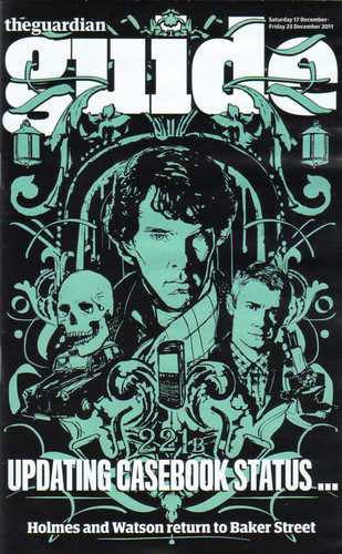 Sherlock on The Guardian's 'The Guide'
