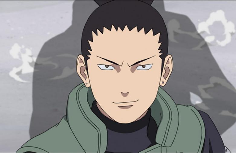 Shikamaru Shikamaru Naruto:Shippuden: Bonds | Anime ...