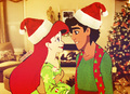 Spending Christmas with You♥ - disney-princess photo