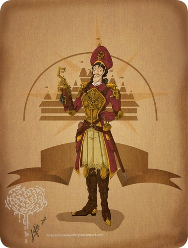 Steampunk Disney - disney Fan Art