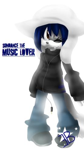 Sundance the musiclover