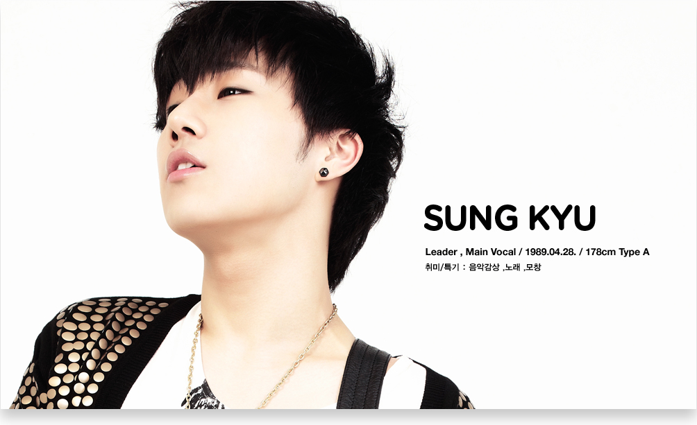 Infinite Sunggyu