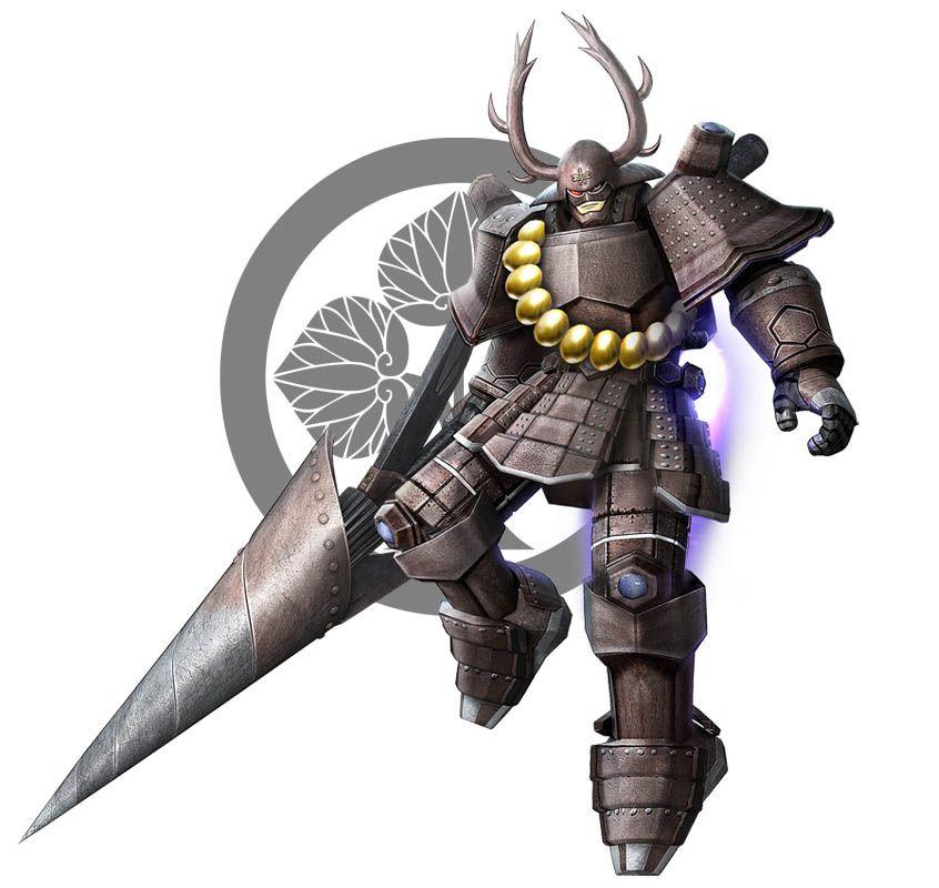 basara 2 heroes images tadakatsu honda the strongest in sengoku hd