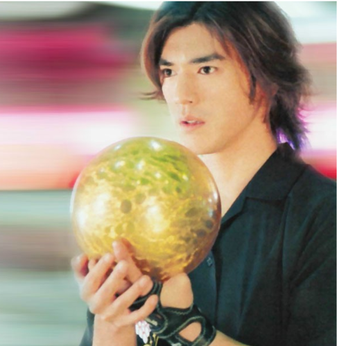 Takeshi Kaneshiro in Golden Bowl.