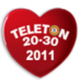Teleton 20-30  2011 - panama icon