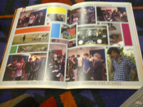 """The 1D """"Up All Night"""" Tour Programme!"""