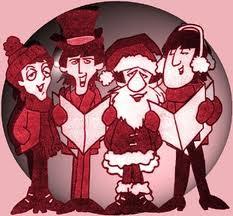 The Beatles Xmas Cartoon