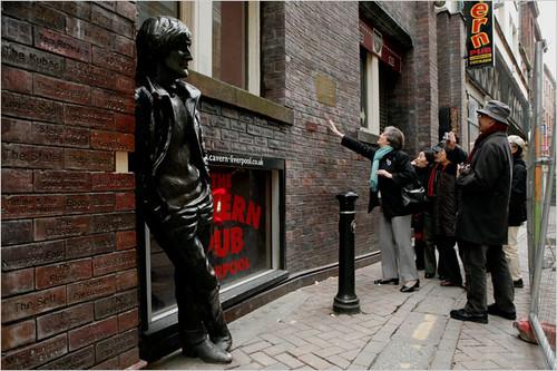 The Cavern John Lennon