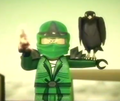 The Green Ninja - ninjago photo