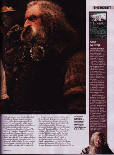 The Hobbit: An Unexpected Journey | TotalFilm anteprima